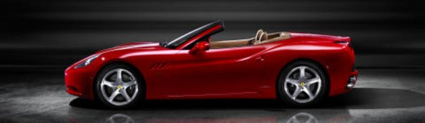 California : la nouvelle GT Ferrari