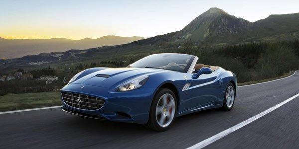 La Ferrari California mise à jour