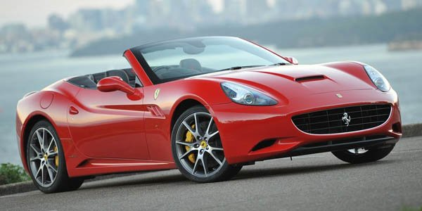 Ferrari California : vers le turbo ?