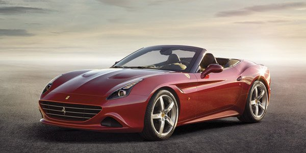 Ferrari California T : le retour du turbo