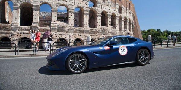 Ferrari Cavalcade 2015