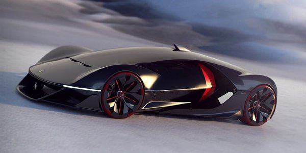 Les lauréats du Ferrari Design Challenge 2015 sont…