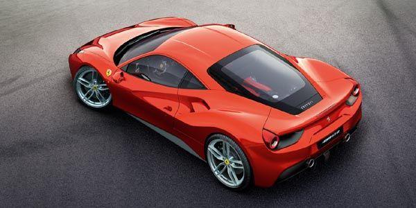 Ferrari 488 GTB : 670 ch sous le capot