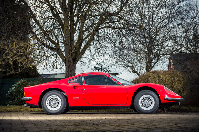 Silverstone Auctions : 95 autos pour la Race Retro Sale