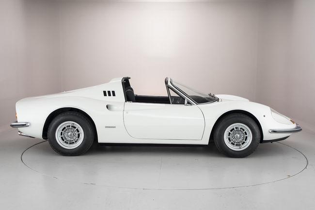 A vendre : Ferrari Dino 246 GTS ex-Ross Brawn