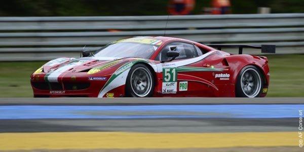 Ferrari de retour en Endurance en LMP1 ?