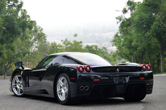 Une rare Ferrari Enzo aux enchères Mecum Auctions