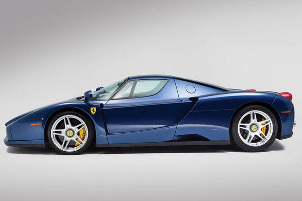 Une Ferrari Enzo unique à la vente RM Sotheby's de Londres