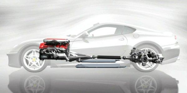 La remplaçante de l'Enzo hybride ?