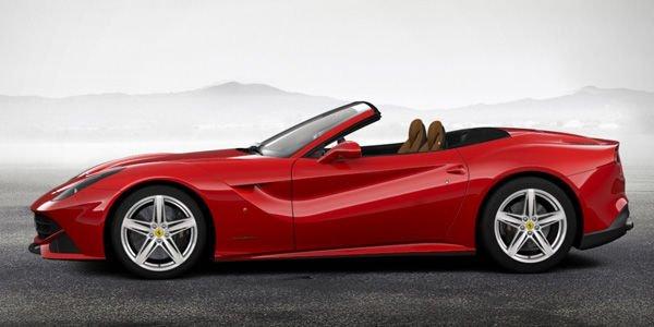 Fantasme : Ferrari F12 Spider