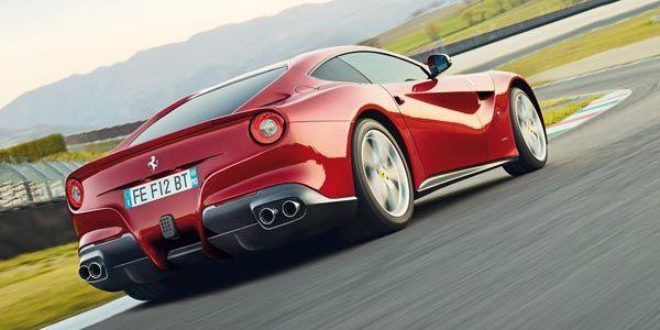 Une Ferrari spéciale pour les USA