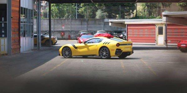 Ferrari F12 Speciale : comme ça ?