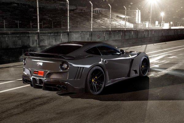 Une version S pour la Novitec Rosso F12 N-Largo