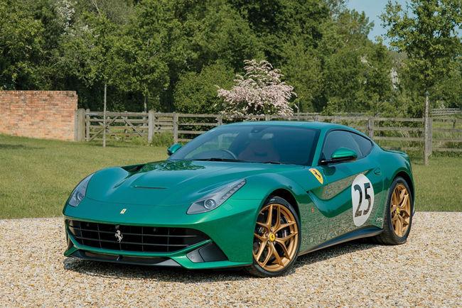 RM Sotheby's : Ferrari F12 Berlinetta 70th Anniversary