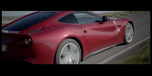 Ferrari F12 Berlinetta : le making-of