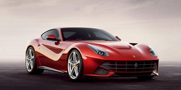 Ferrari F12 Berlinetta : le prix