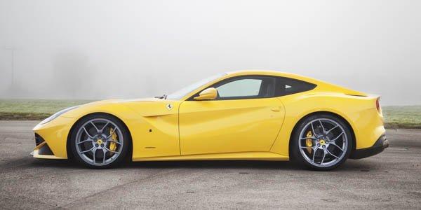 Ferrari F12berlinetta Novitec : 763 ch !