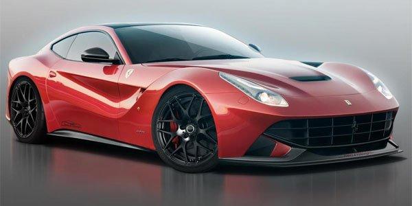 Oakley Design s'occupe de la Ferrari F12