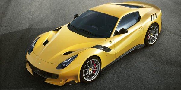 Ferrari F12tdf : 780 ch sous le capot