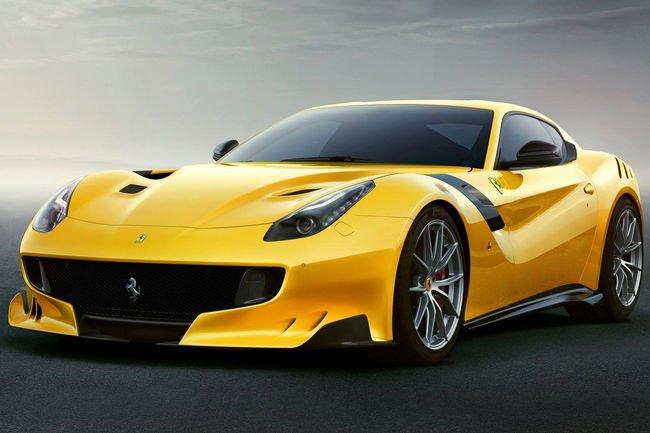 Embarquez en Ferrari F12tdf à Spa-Francorchamps