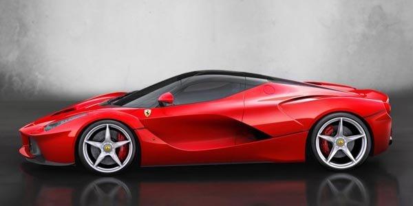 Ferrari F150: appelez là LaFerrari !