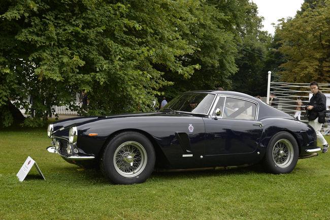 Ferrari fête ses 70 ans à Goodwood