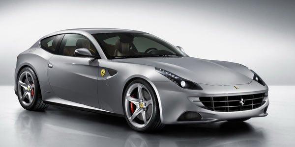 Ferrari FF, nouvelle image