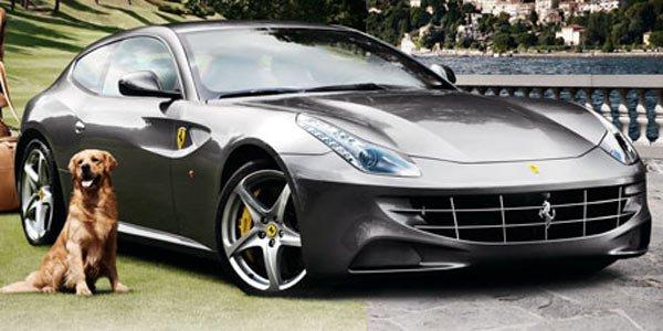La Ferrari FF chez Neiman Marcus