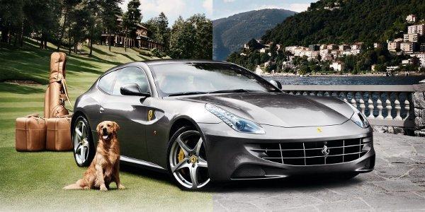La Ferrari FF Neiman Marcus sold-out