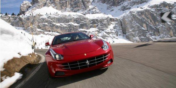 La Ferrari FF bientôt déclinée en version coupé ?