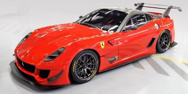 Ferrari for Emilia : 1,8 million d'euros