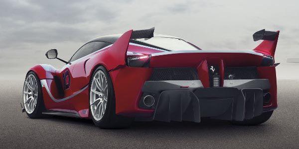 Ferrari FXX K : plus de 2 millions d'euros le ticket