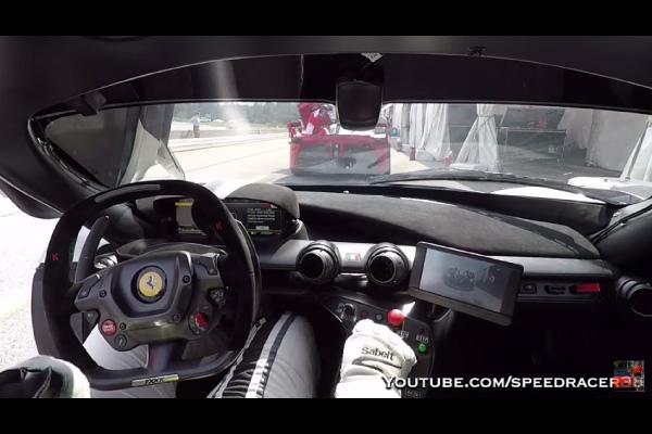 Embarquez en Ferrari FXX K à Road Atlanta