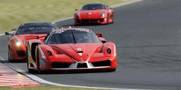 Une Ferrari FXX Evoluzione à vendre
