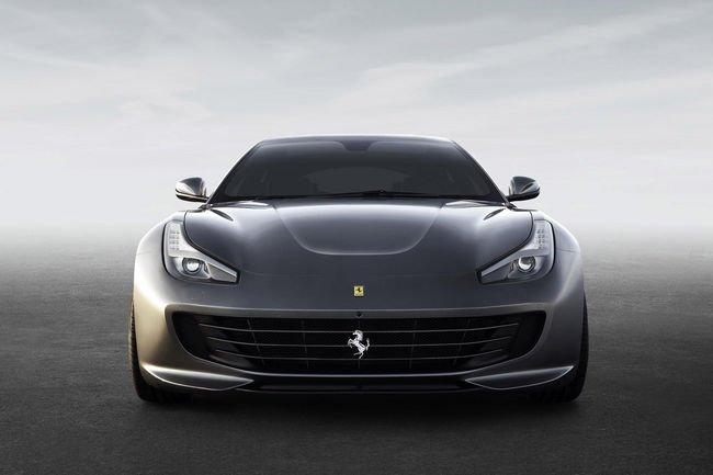 Salon de Genève : Ferrari GTC4Lusso