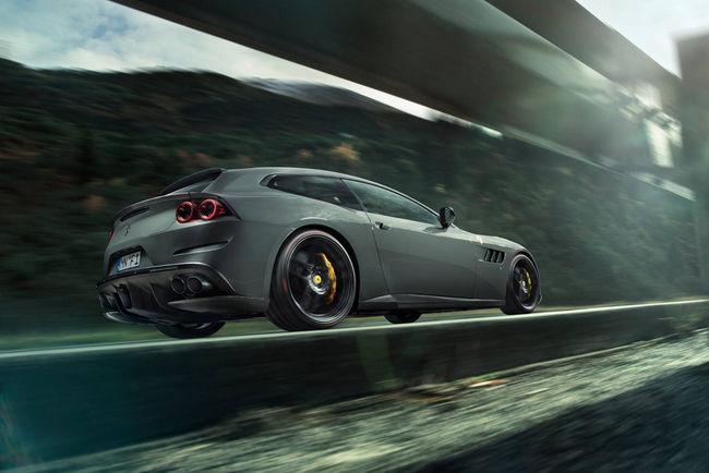Ferrari GTC4Lusso T par Novitec Rosso