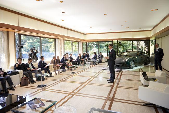 Le programme Ferrari Tailor Made présenté au Japon