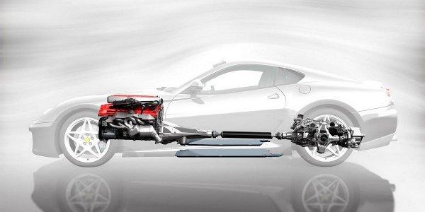 Ferrari prépare son futur modèle hybride