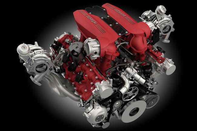 Nouvelle Ferrari hybride, un V8 et trois moteurs électriques ?