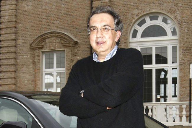 Sergio Marchionne confirme l'arrivée de la LaFerrari Spider