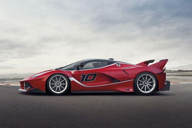 Embarquez en Ferrari FXX K à Daytona