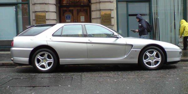 Ferrari : ni berlines, ni SUV
