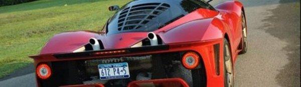 Ferrari P4/5: sur mesure pour passionné fortuné