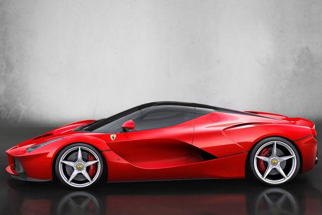 Ferrari : pas de nouvelle Hypercar avant 2020