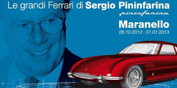 Ferrari prolonge l'exposition Pininfarina