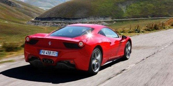 Ferrari s'implante en Inde en 2011