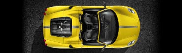 Ferrari dévoile la Scuderia Spider 16M