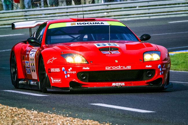 Chantilly Arts & Elegance Richard Mille : Ferrari à l'honneur