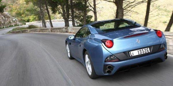 Ferrari tient bon durant la crise