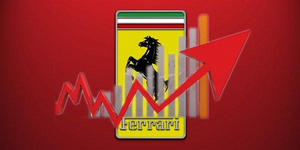 Ventes record pour Ferrari en 2012